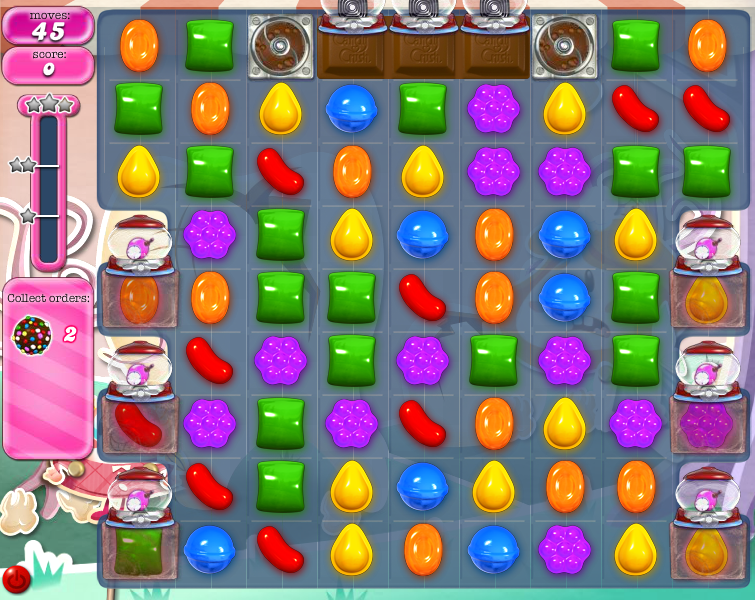 Level 349 | Candy Crush tips level 349