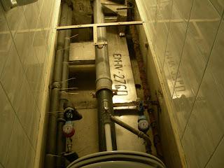 Panel WC felújítás Békásmegyeren