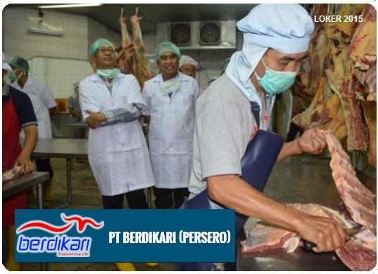 Loker Berdikari terbaru, Info BUMN 2015, Peluang karir terbaru