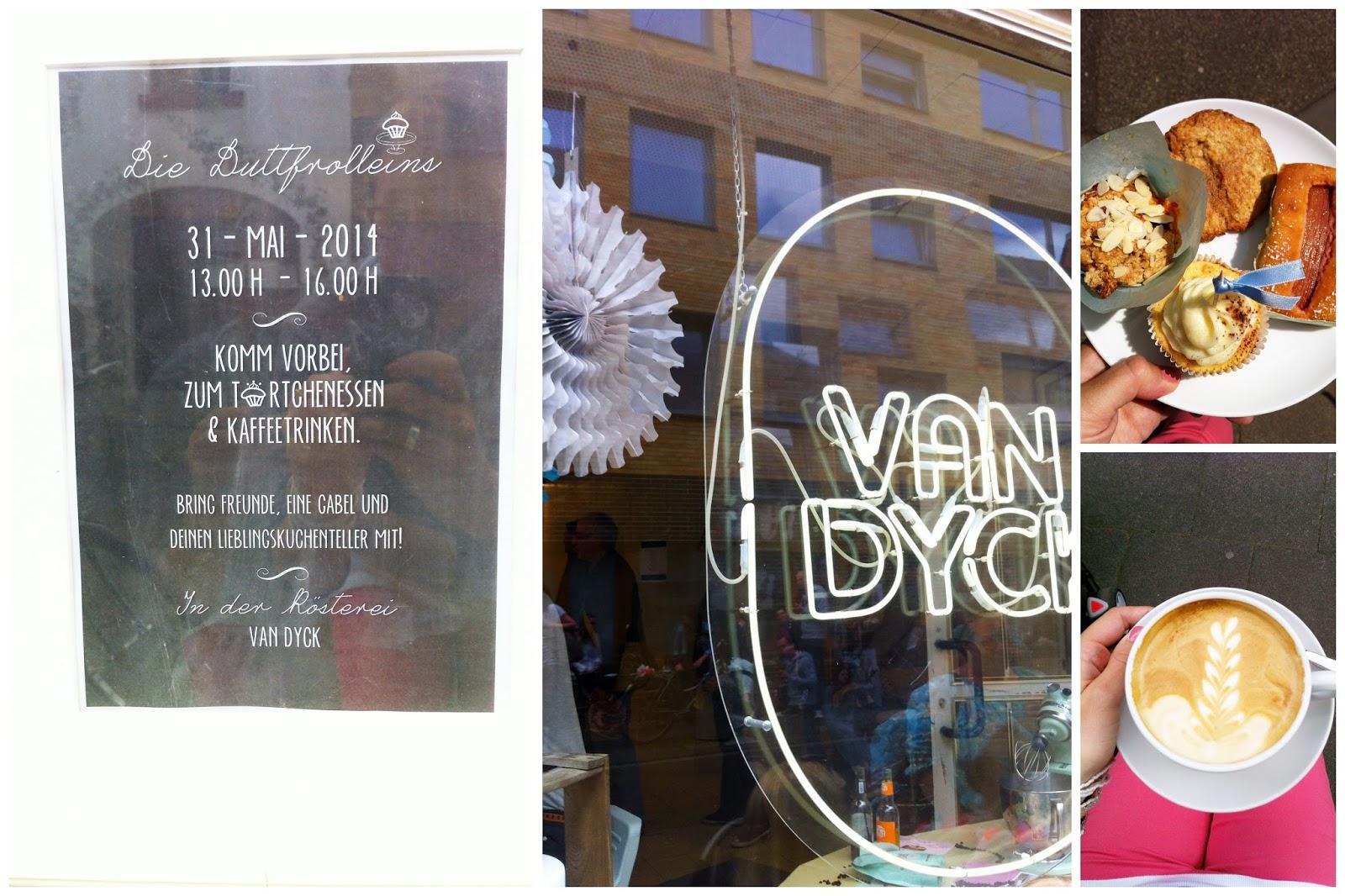 Mini-Lieblings-Bloggertreffen Pop-Up Bakery Koeln