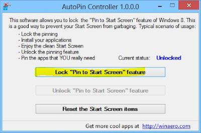 AutoPin Controller