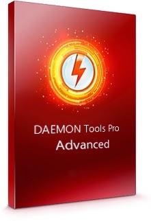 Daemon Tools Pro Advanced 5.5.0