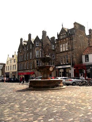 Market Street, St Andrews, Scozia