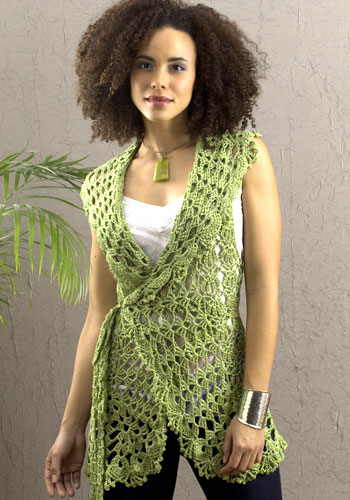 knitting models: women vest patterns