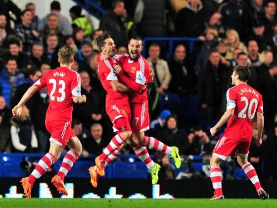 Prediksi Southampton vs Newcastle United � Liga Inggris 29 Maret 2014