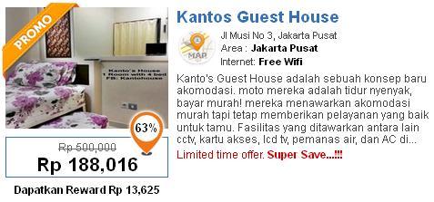 Berikut Adalah Daftar Hotel Murah Jakarta Dekat Gambir