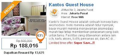 Berikut Adalah Daftar Hotel Murah Jakarta Sekitar Gambir