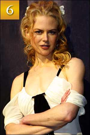 Nicole Kidman Isabella Cruise. Name: Nicole Mary Kidman
