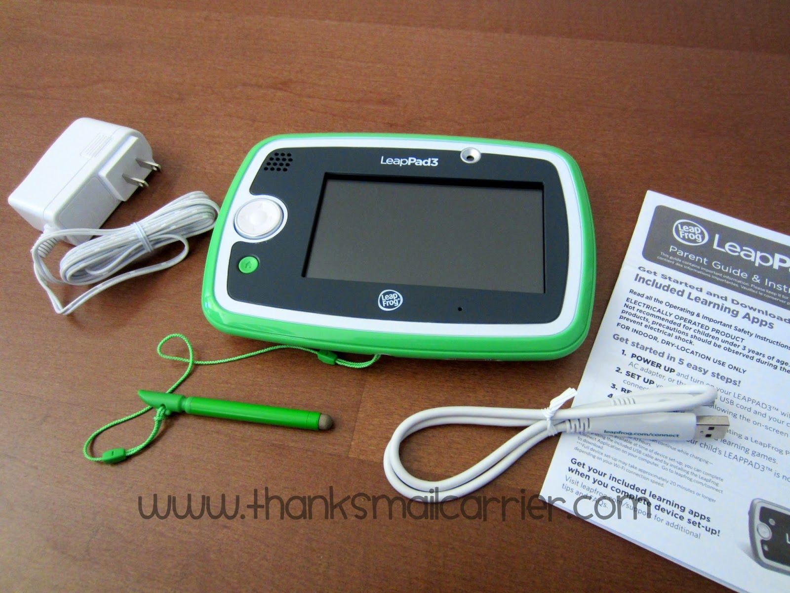 LeapFrog LeapPad3 review