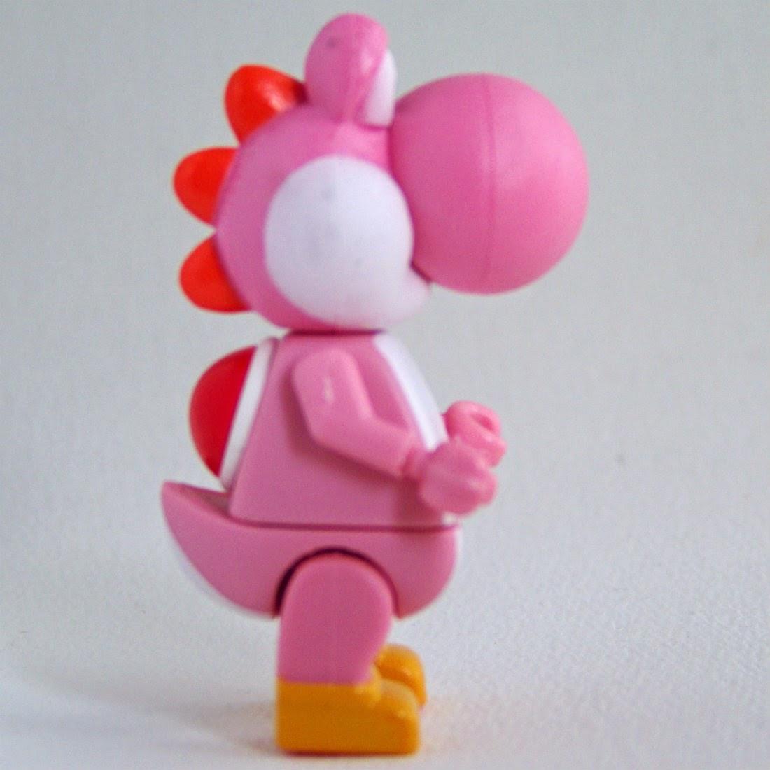 Knex Pink Yoshi series 3 review