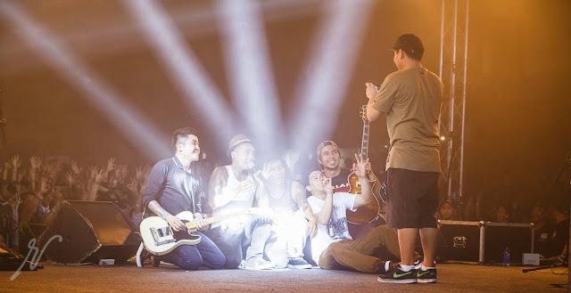 Erick Mallorca Photography Kamikazee Live in Kuwait