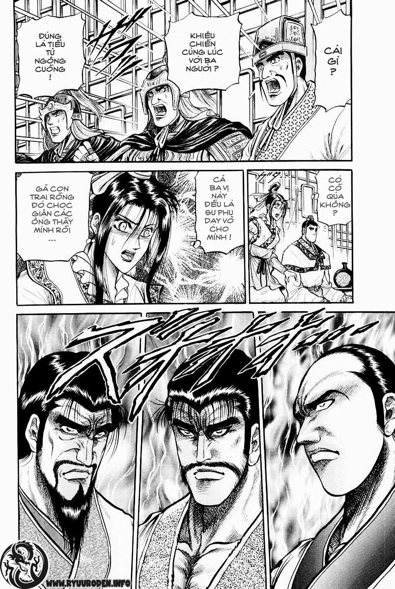 Chú Bé Rồng - Ryuuroden chap 31 - Trang 36