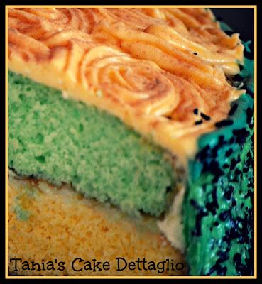 torta tania - tania's cake