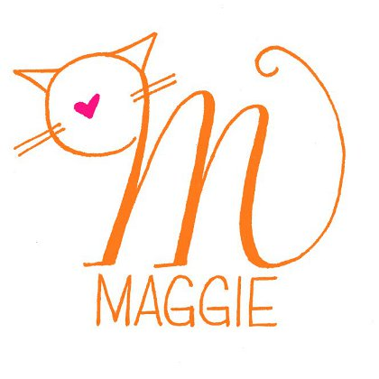 Lettering Lately Maggie Cat