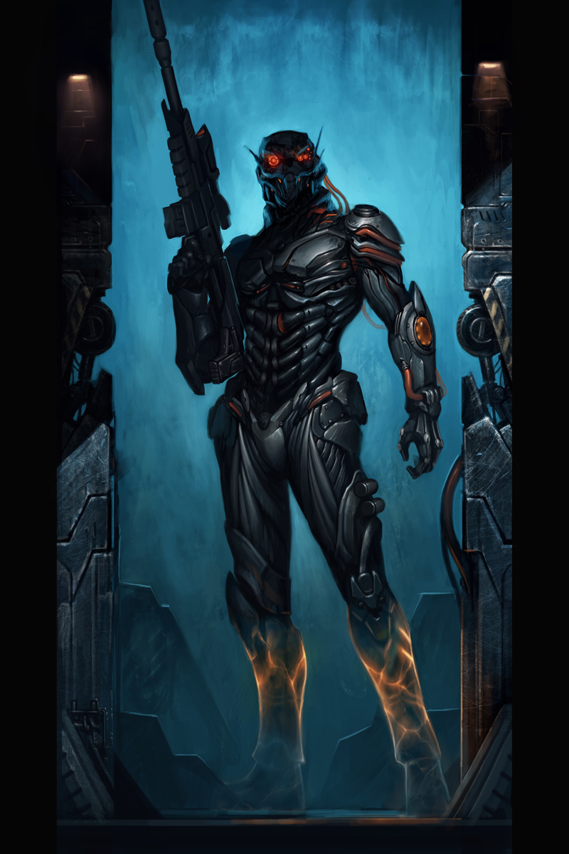 Chidi Okonkwo S Blog Sci Fi Futuristic Concept Armor And