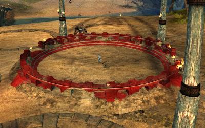 GW2 Guild Wars 2 arena LA