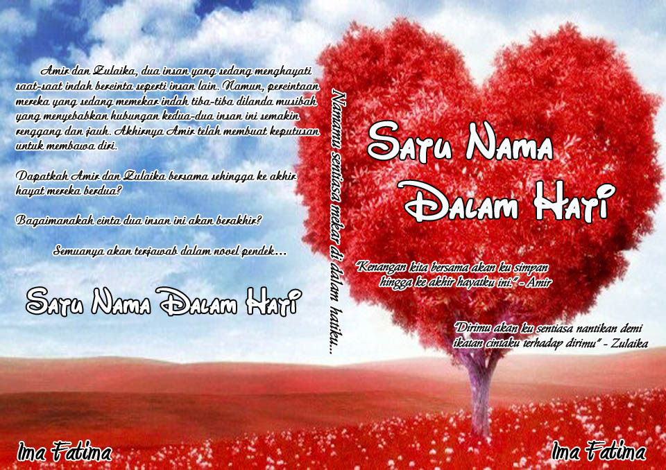~Cover My Novel~