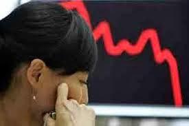 murung karena loss transaksi trading