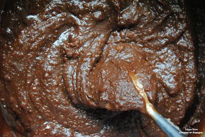 recettes gateau chocolat marrons