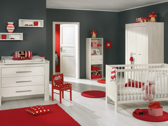 Cute Baby Rooms