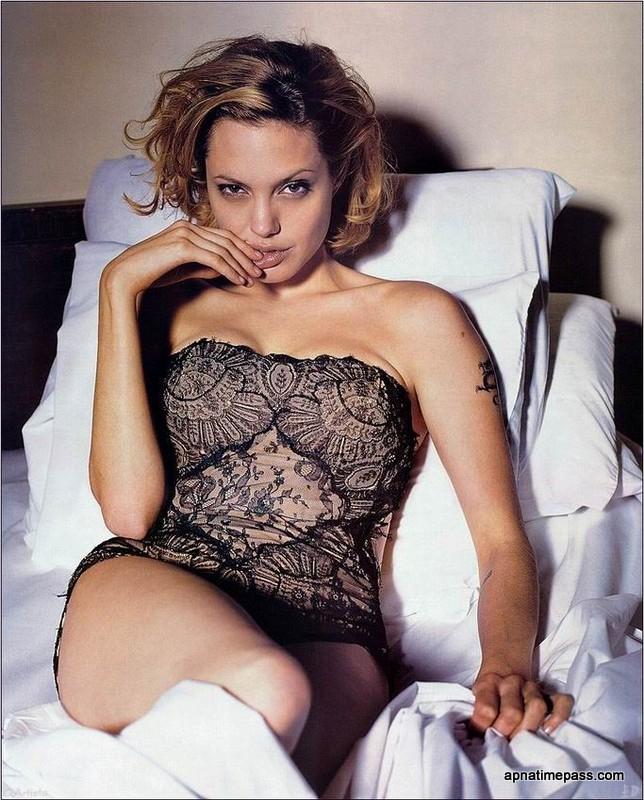 The Angelina Jolies