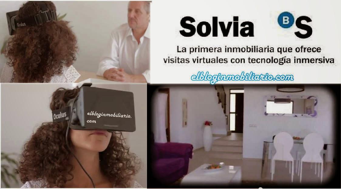Realidad Virtual Solvia SIMA elbloginmobiliario.com