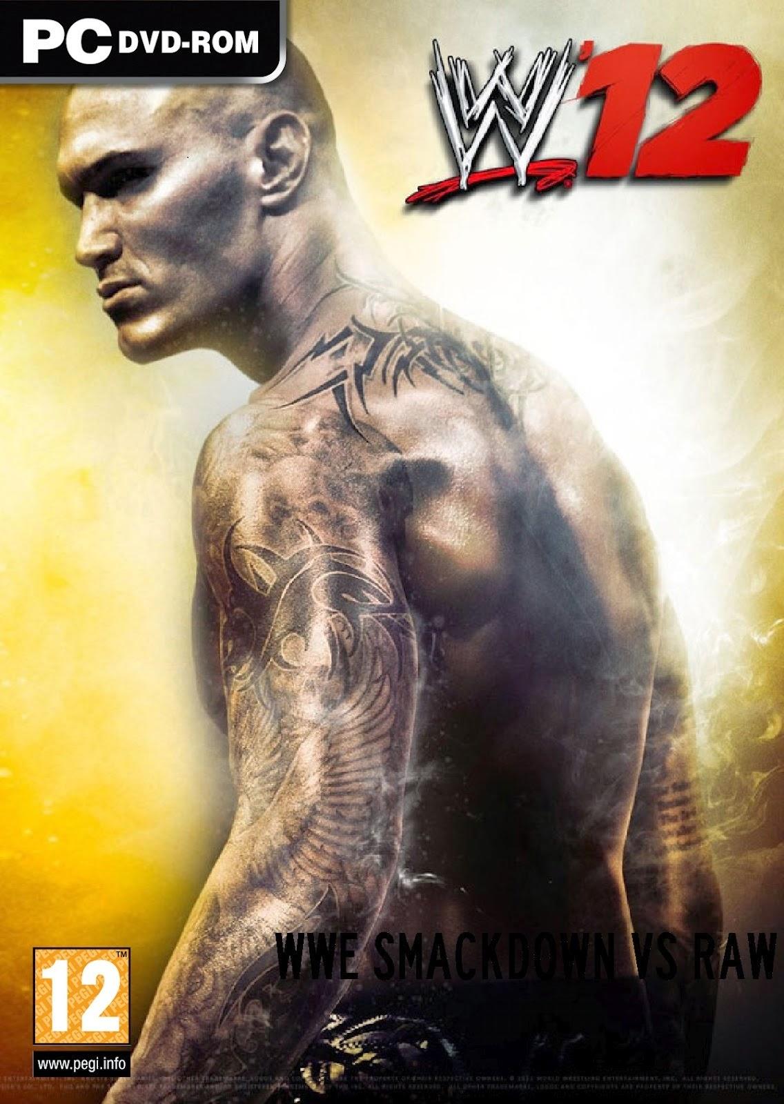 WWE 12 PC Free Game