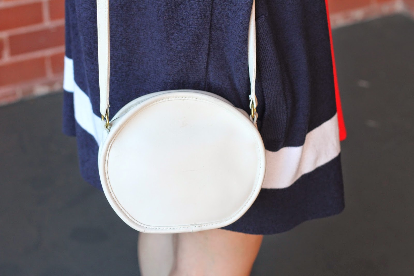 White Coach Crossbody