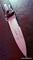 Gerber applegate combat folder