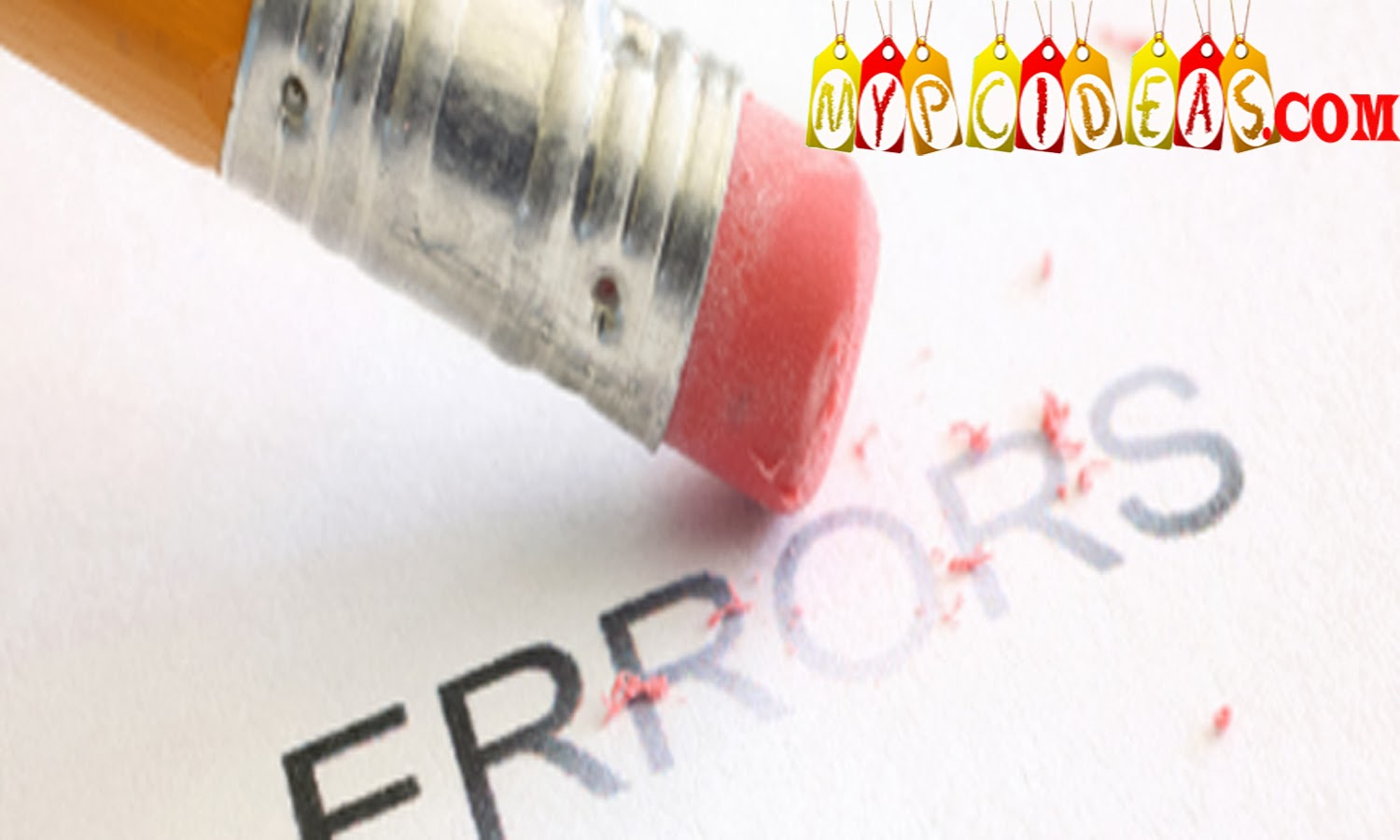 How to Solve the Send Error reporting error