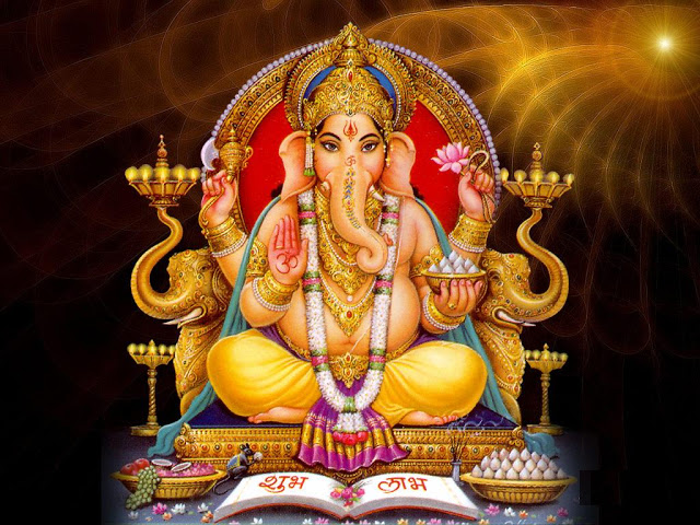 Lord Shri Ganesha
