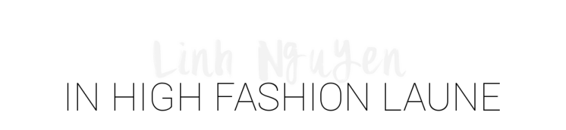 in high fashion laune - Lifestyle- & Fashion Blog aus Düsseldorf und Aachen