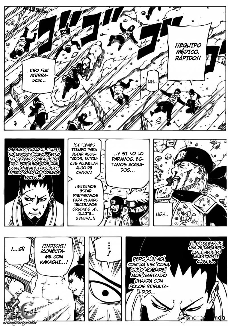 Naruto Shippuden Manga 613