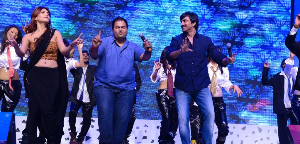 Balupu Audio launch in a Huge