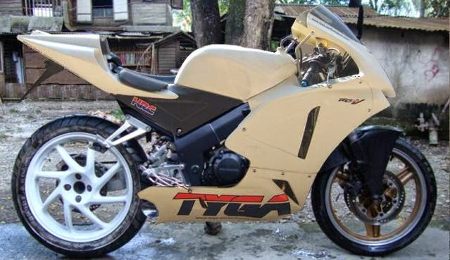 Foto Modifikasi Honda CBR 150