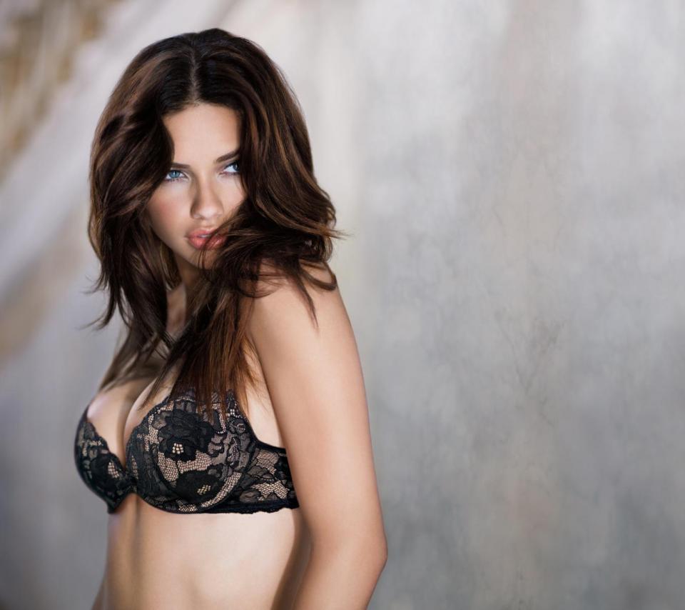 Adriana Lima Fresh HD Hot Wallpaper 2013