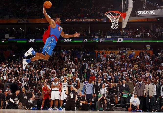 Vertical Leap Jump Higher Dwight Howard Increase