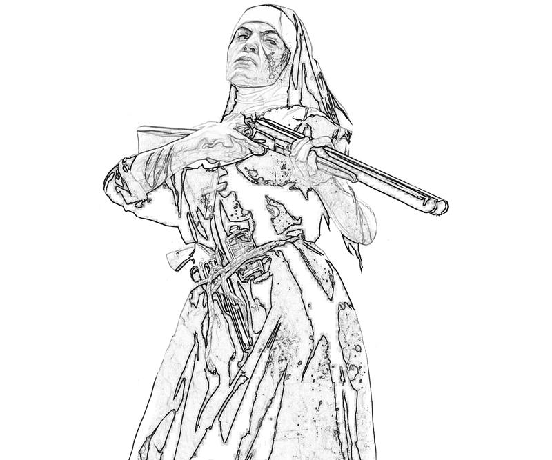 red dead redemption coloring pages - photo#12