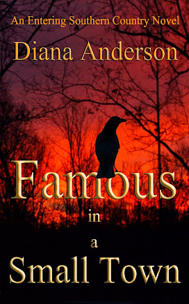 Famous in a Small Town (An Entering Southern Country Novel) Book 1 in the Trilogy