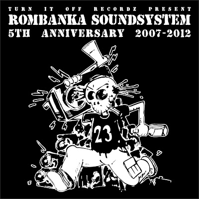 V.A. - Rombanka Soundsystem 5th Anniversary 2007-2012 (TIO011)