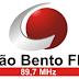 Ouvir a Rádio São Bento FM 89,7 de São Bento - Rádio Online