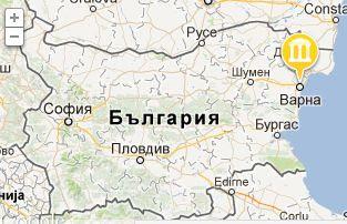 Карта на Одесос