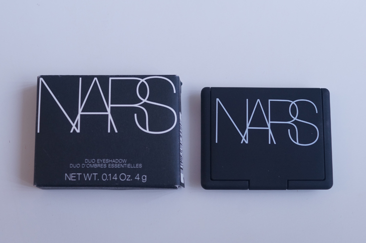 NARS St-Paul-de-Vence Duo Eyeshadow Swatch and Review