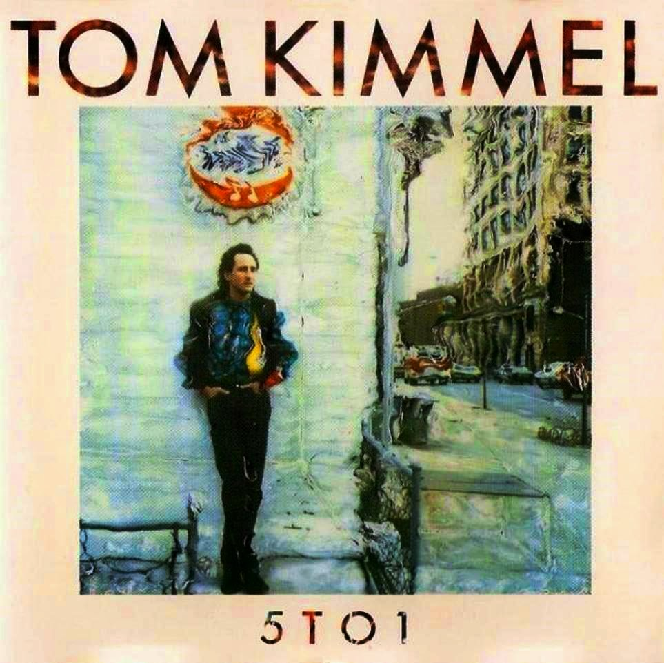 Tom Kimmel 5 to 1 1987 aor melodic rock music blogspot albums bands