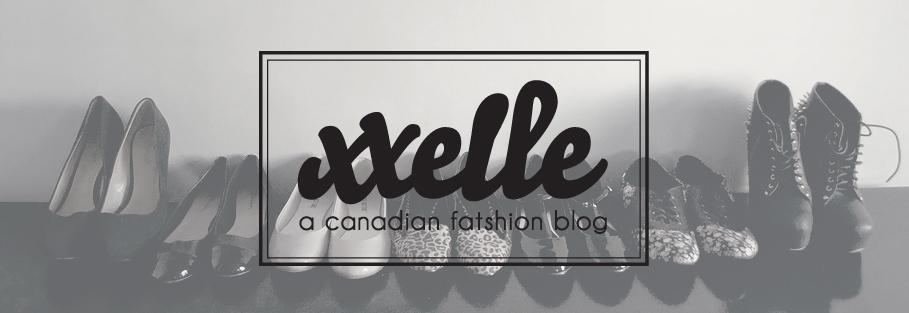 xxelle - a canadian fatshion blog