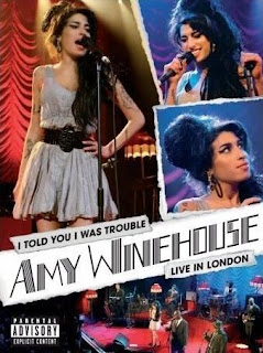 Lançamentos 2012 Downloads Download DVD Show Amy Winehouse – Live in London