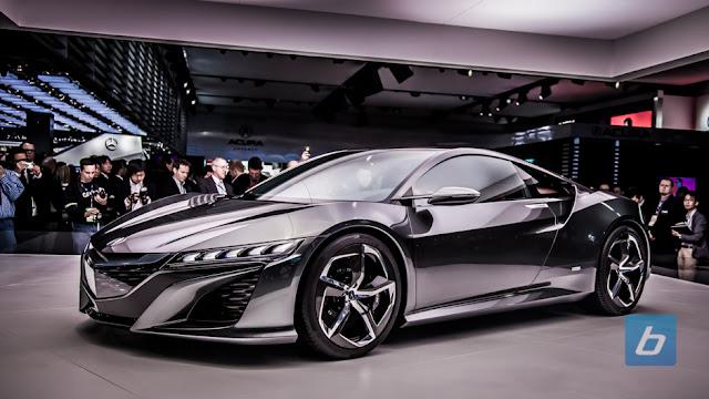 Acura NSX Concept 2015