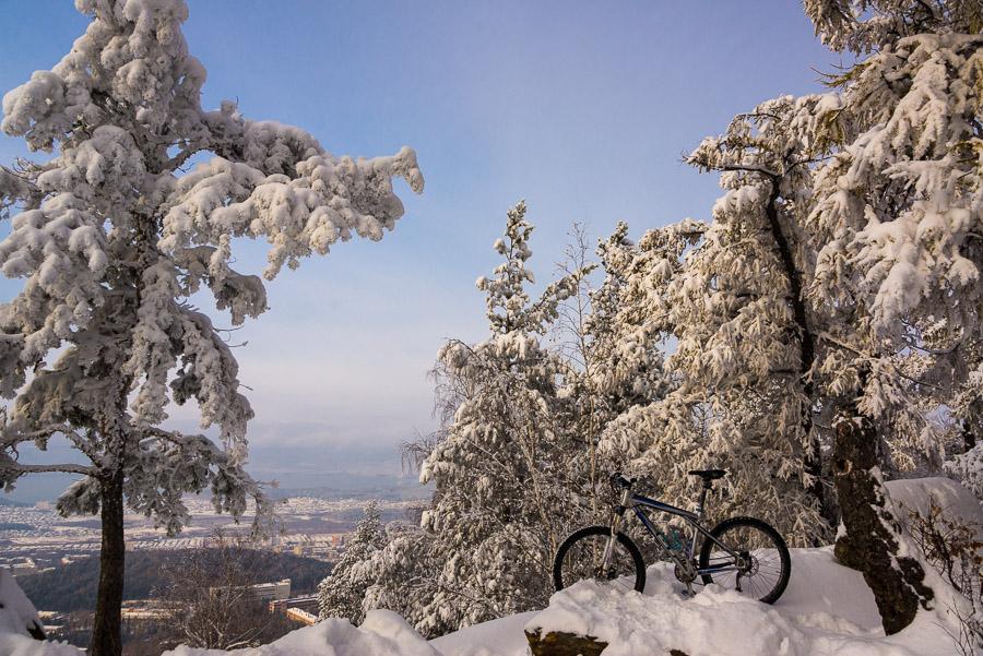 И снова про велосипед.