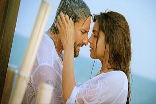 Hot Deepika Padukone and Saif Ali Khan