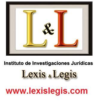 """INSTITUTO JURÍDICO """"LEXIS LEGIS"""" -PERÚ"""